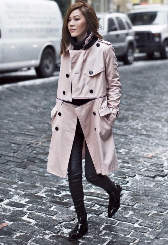 zimski kaput 2 Kako da uz zimski kaput budeš uvek savršeno stilizovana?