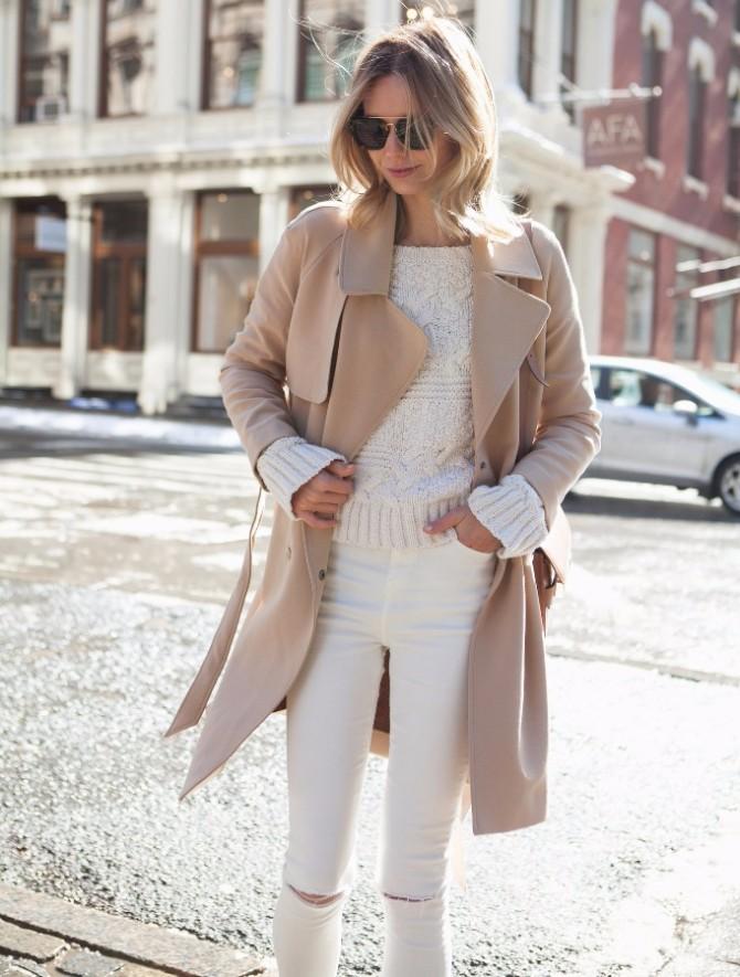 zimski kaput 4 Kako da uz zimski kaput budeš uvek savršeno stilizovana?