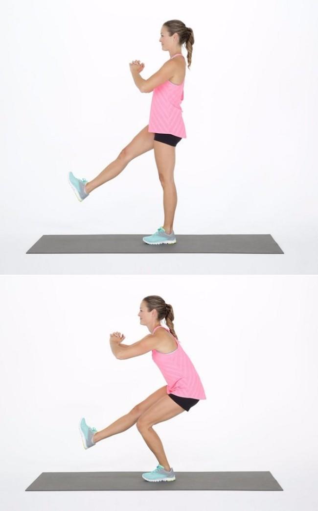 1 6 10 iznenađujuće efikasnih vežbi za zategnute noge i guzu