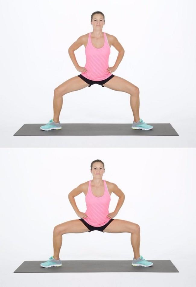 2 5 10 iznenađujuće efikasnih vežbi za zategnute noge i guzu