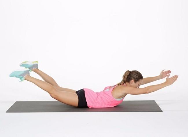 4 5 10 iznenađujuće efikasnih vežbi za zategnute noge i guzu