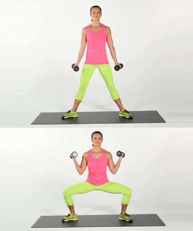 6 6 10 iznenađujuće efikasnih vežbi za zategnute noge i guzu