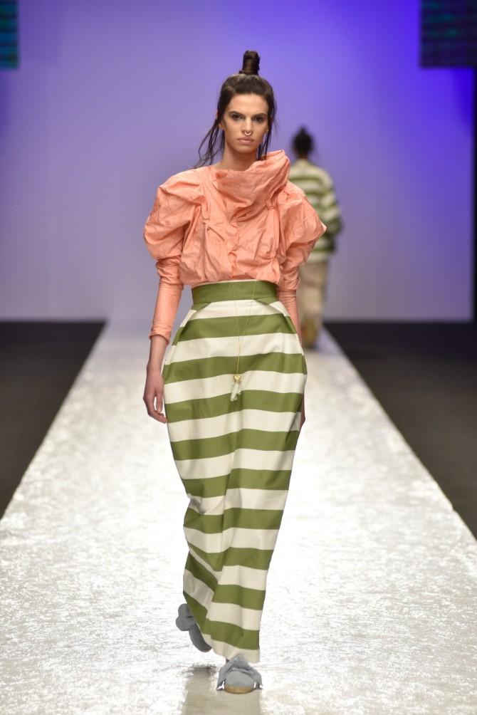 Aleksandra Lalic Originalno drugo veče Belgrade Fashion Week a