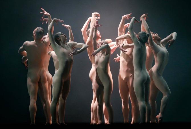Balet BC 1 Svečano otvoren Beogradski festival igre