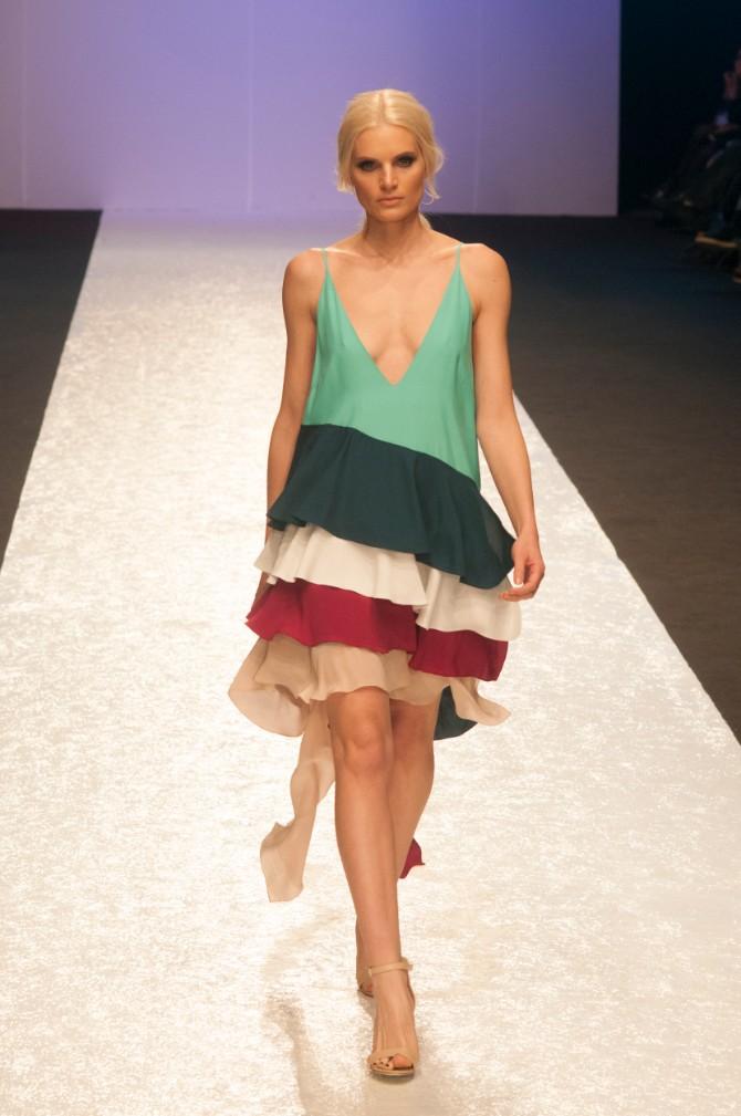 Bojana Jovetić 2 Originalno drugo veče Belgrade Fashion Week a