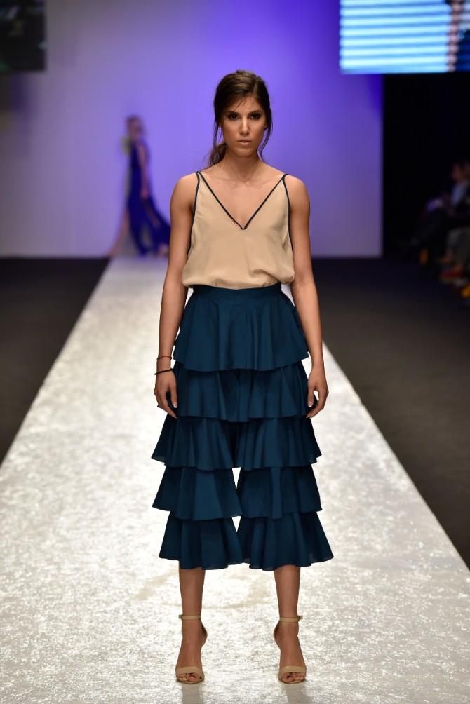 Bojana Jovetić 3 Originalno drugo veče Belgrade Fashion Week a