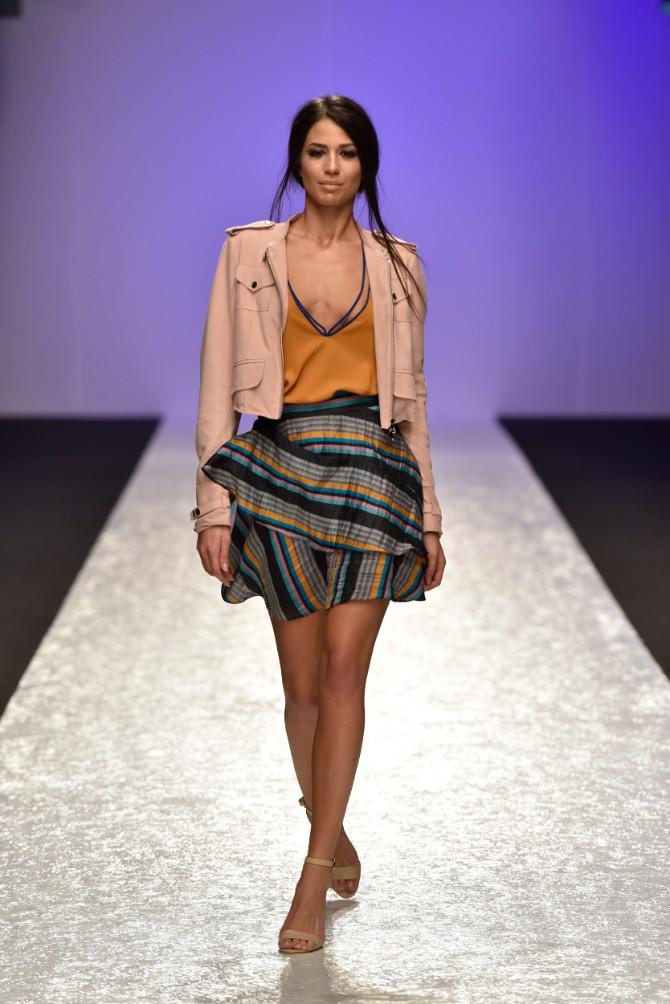 Bojana Jovetić 4 Originalno drugo veče Belgrade Fashion Week a