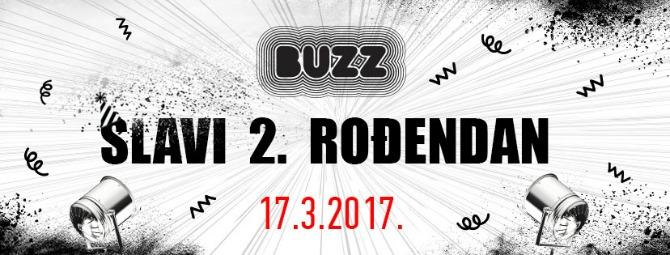 Buzz rodjendan2017 fb cover 828x315 ver2 Proslava rođendana u jedinstvenom Buzz stilu