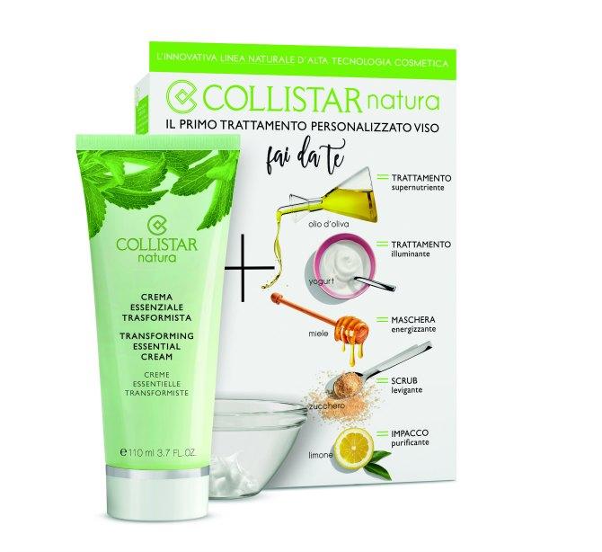 COLLISTAR Organska osnovna krema sa cinijom i spatulom Koji proizvod za negu ZAISTA odgovara tvom tipu kože?