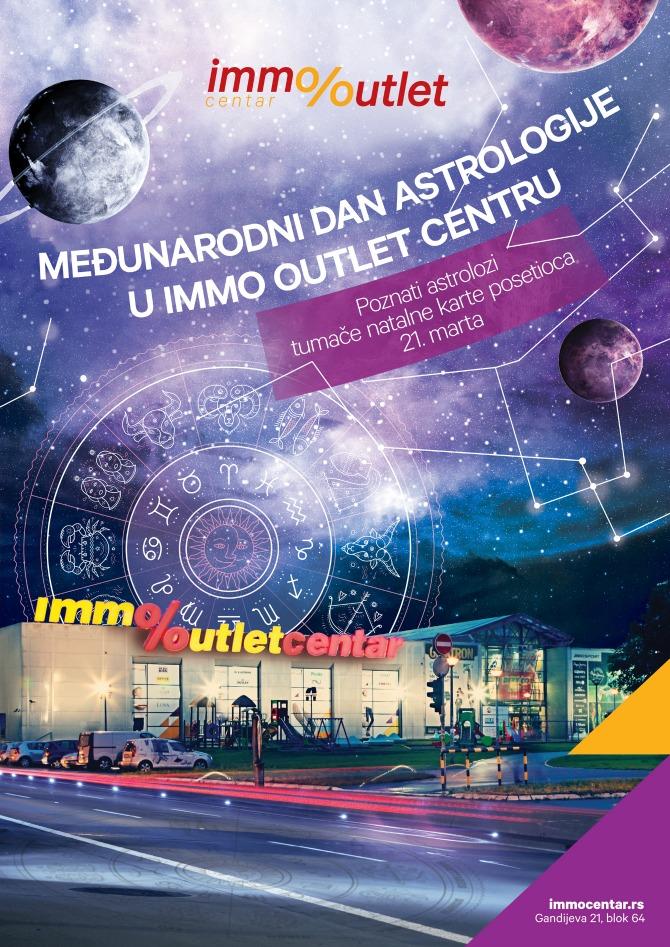 Immo dan astrologije Međunarodni dan astrologije u Immo Outlet Centru
