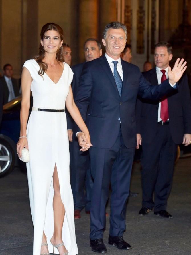 Juliana Awada 2 Nova modna ikona: Prva dama Argentine