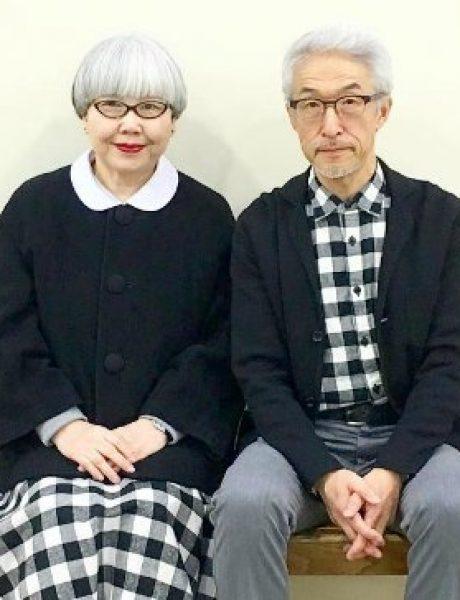 Kad se spoje ljubav i moda: Ovaj bračni par već 37 godina usklađuje svoje autfite na neodoljiv način