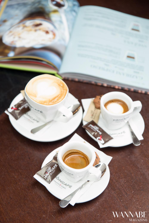 Mala škola kafe Sve što nisi znala o svom omiljenom napitku 6 Mala škola kafe: Kako da prepoznaš dobar espresso, macchiato i cappuccino? (VIDEO)