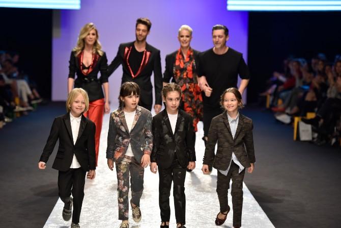 Martini Vesto 2 Originalno drugo veče Belgrade Fashion Week a
