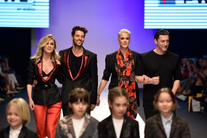 Martini Vesto 3 Originalno drugo veče Belgrade Fashion Week a