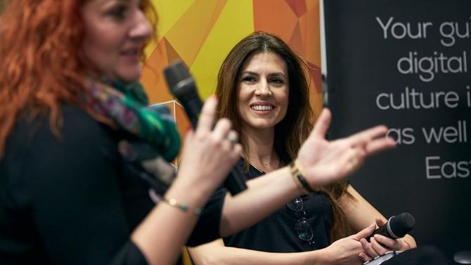 Milica Markovic Direct Media Razvoj domaće IT industrije je u rukama žena!