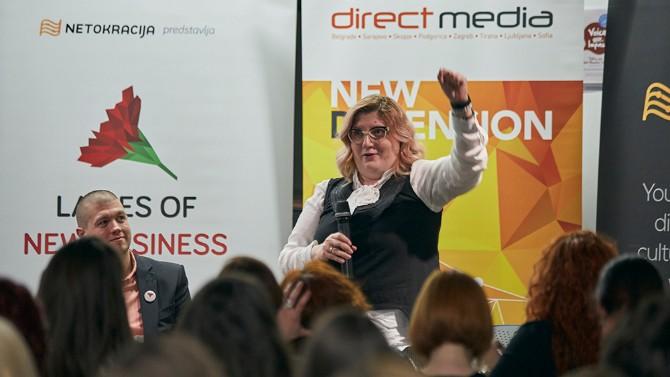 Natali Delic Vip Mobile Razvoj domaće IT industrije je u rukama žena!