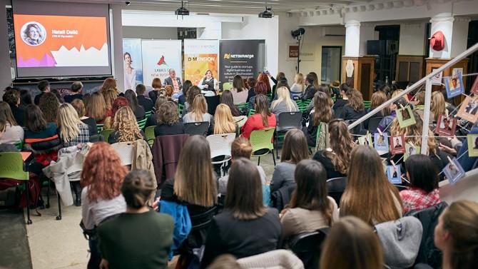 Publika 2 Razvoj domaće IT industrije je u rukama žena!