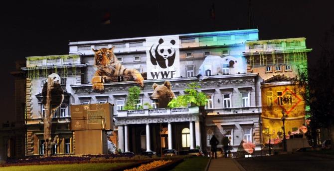 Sat za našu planetu 2016. Skupština grada Beograda Ugasi svetlo na sat za očuvanje naše planete