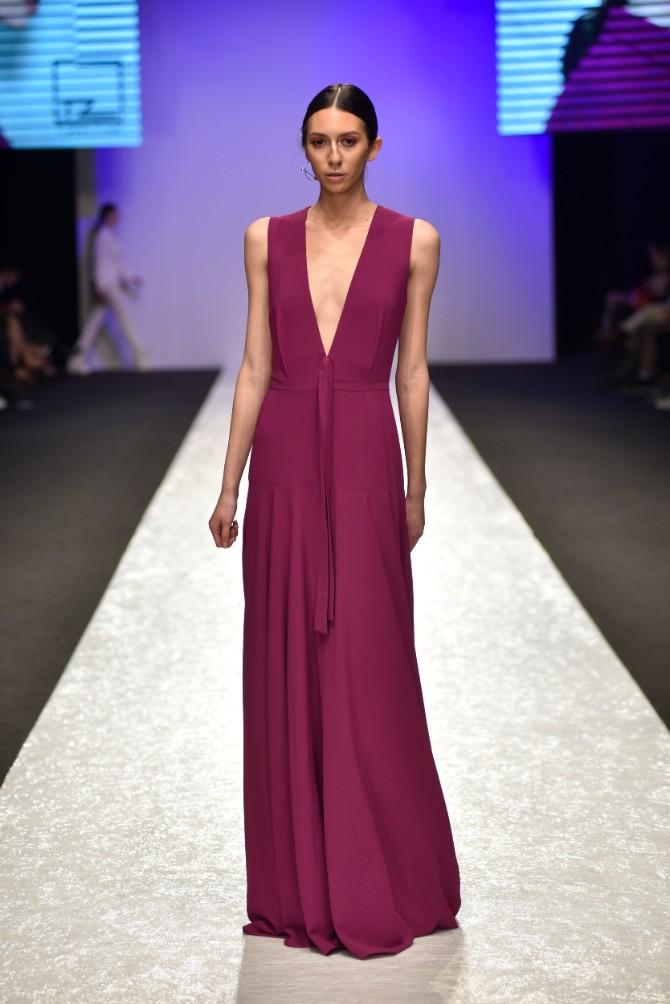 Tijana Žunić 2 Originalno drugo veče Belgrade Fashion Week a