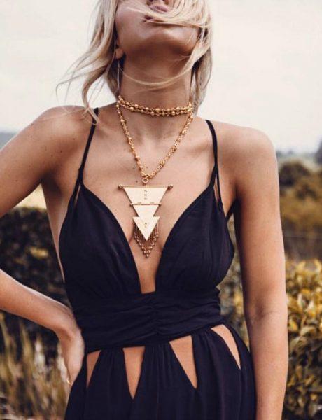 Ultimativni trend za sve prilike: Cut-out haljina