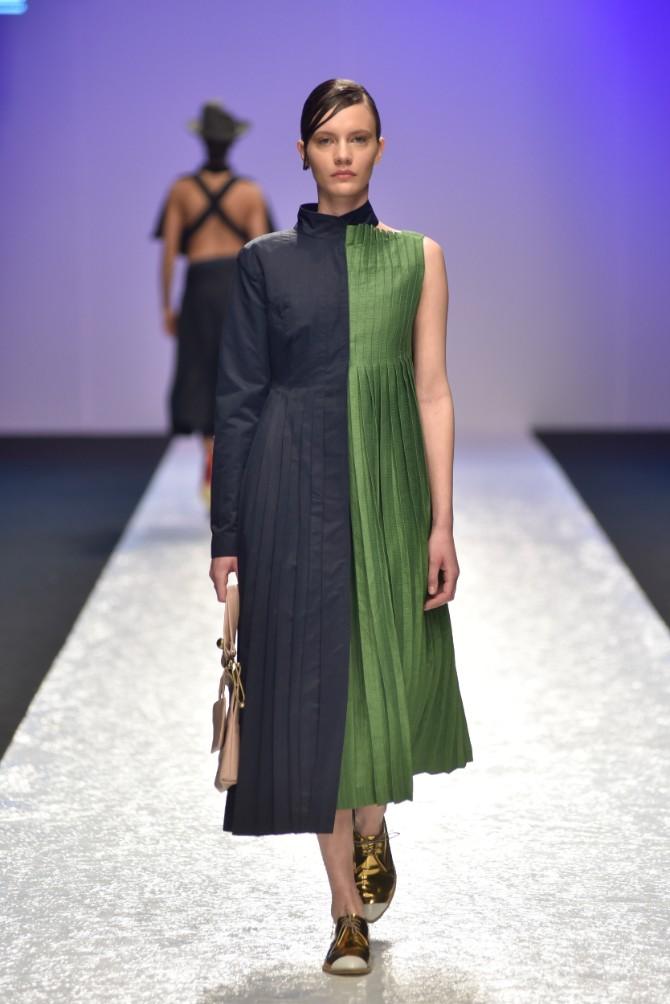 Vesna Kracanovic Originalno drugo veče Belgrade Fashion Week a