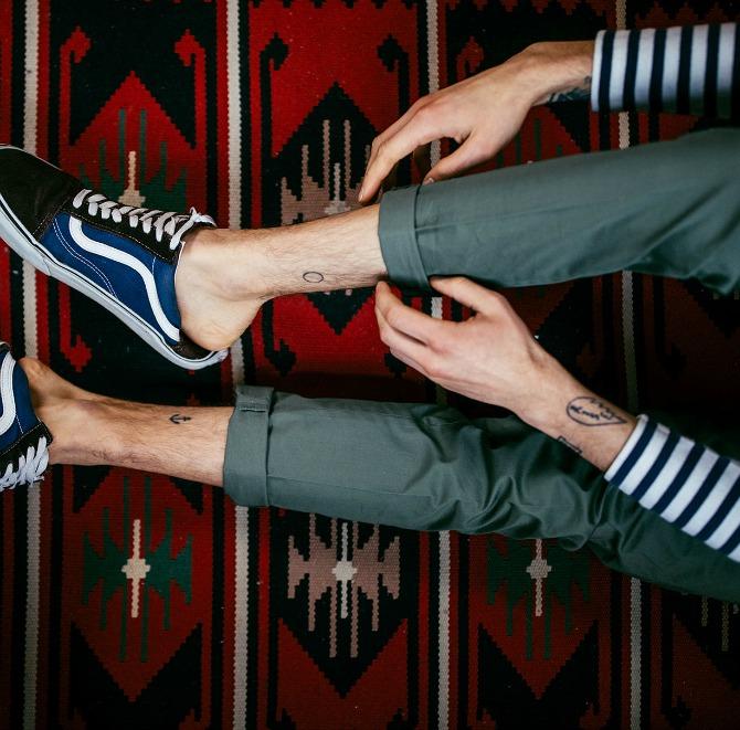 WK10 RECHINO EDITORIAL DUSTIN 4 SCOTCH&SODA kampanja posvećena chino pantalonama