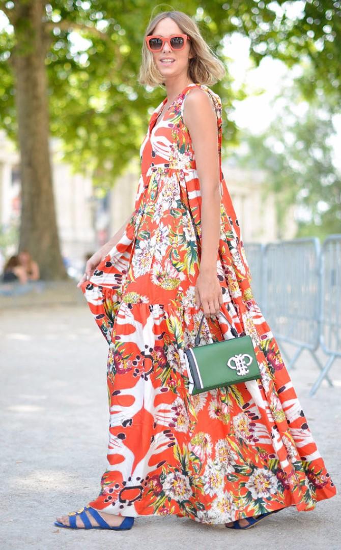 blogerka 3 Kako da se za letnji odmor spakuješ kao modne blogerke?
