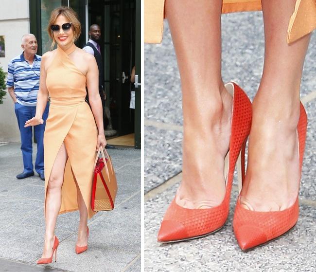cipele 5 Trend sa crvenog tepiha: Zašto poznate devojke nose cipele koje su im velike?