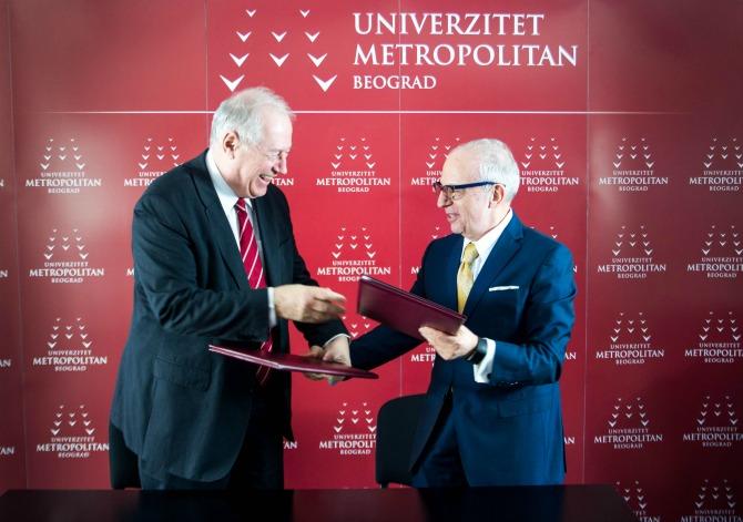 fefa i metropolitan 2 FEFA je i zvanično deo Univerziteta Metropolitan