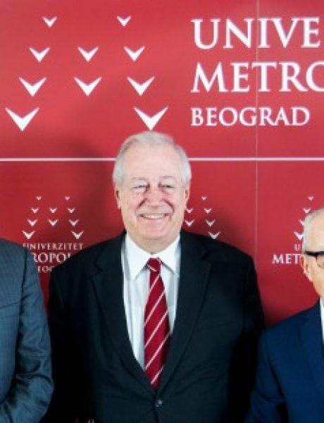 FEFA je i zvanično deo Univerziteta Metropolitan