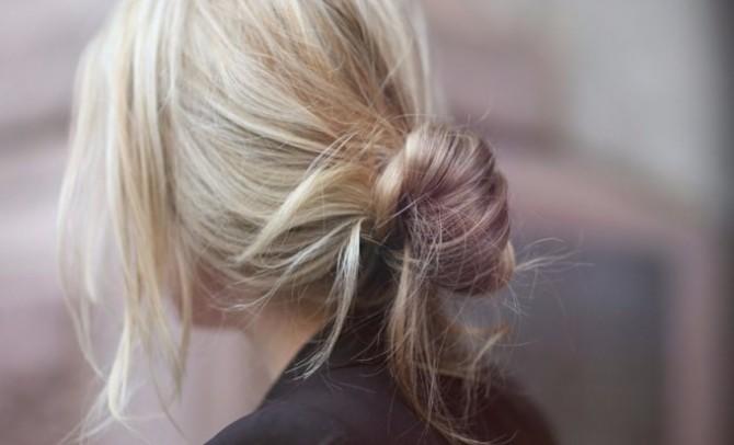 hair 2 Banana punđa je sve popularnija frizura na internetu