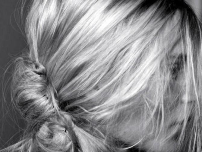 hair 3 Banana punđa je sve popularnija frizura na internetu