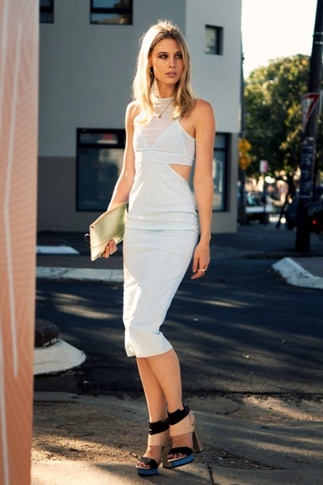 haljina 2 Ultimativni trend za sve prilike: Cut out haljina