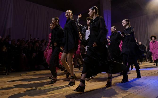 hm studio 4 Nedelja mode u Parizu u znaku H&M Studio SS17 kolekcije
