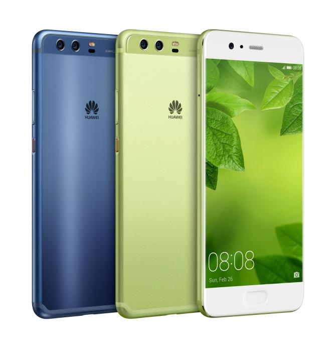 huawei 1 Zadivljujuća kombinacija tehnologije i umetnosti zvana Huawei P10