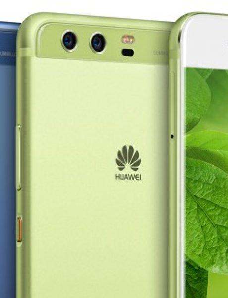 Zadivljujuća kombinacija tehnologije i umetnosti zvana Huawei P10