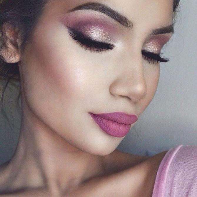 makeup 1 4 prolećna makeup izgleda