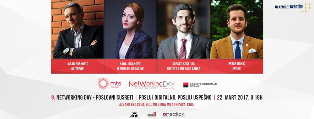 networking ucesnici  Ne propustite 9. NetWorking Day i poslovne susrete!