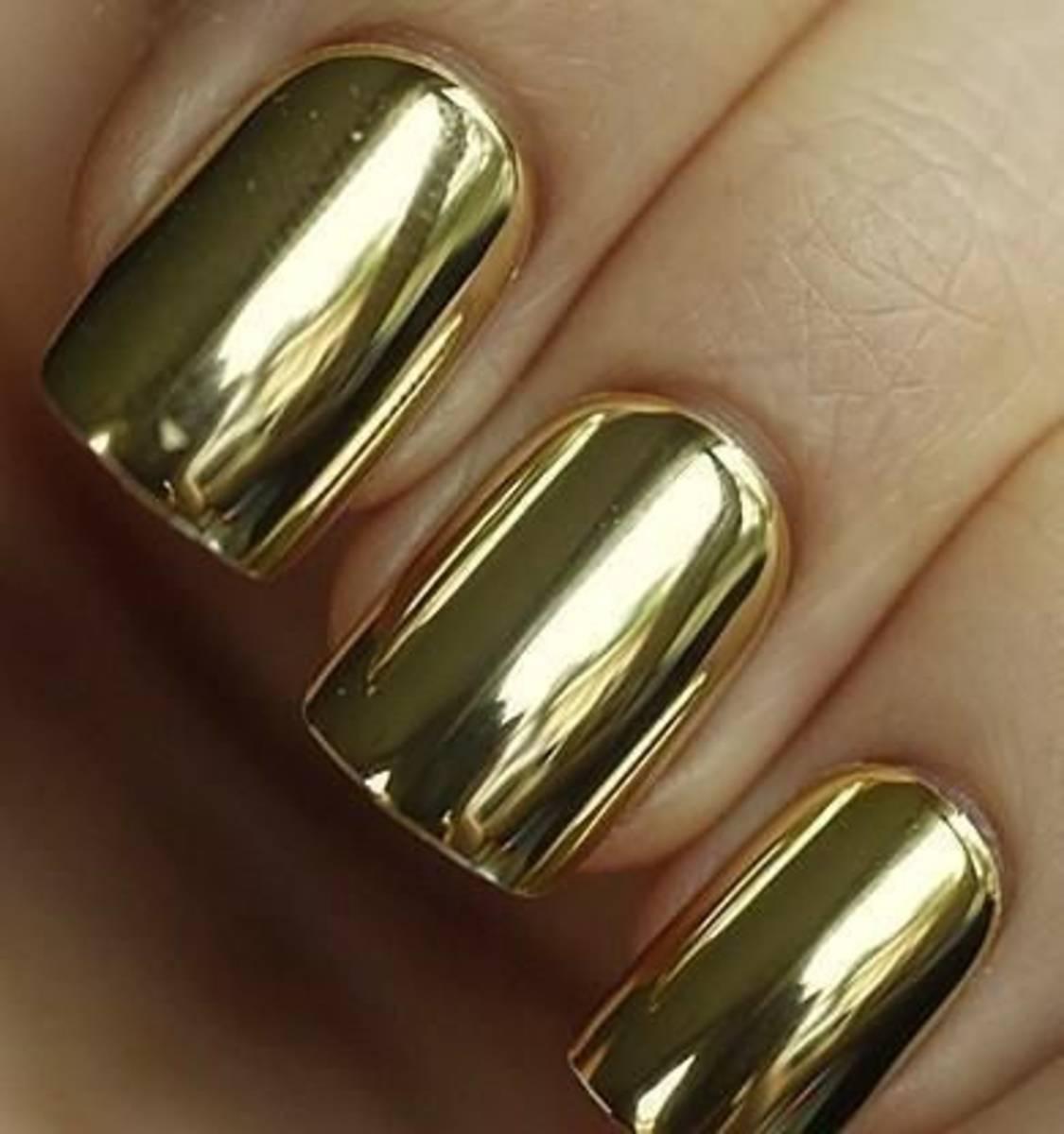 nokti 1 1 Top 5 nail art trendova koje moraš da pinuješ