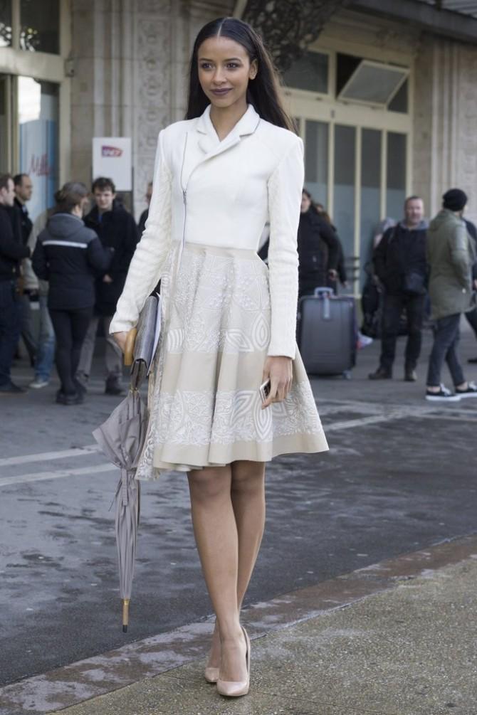 paris fashion week 1 Street Style kombinacije iz Pariza koje pružaju neograničenu inspiraciju