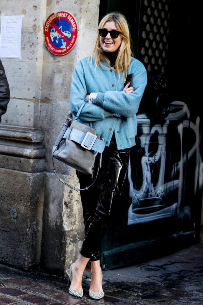 paris fashion week 2 Street Style kombinacije iz Pariza koje pružaju neograničenu inspiraciju
