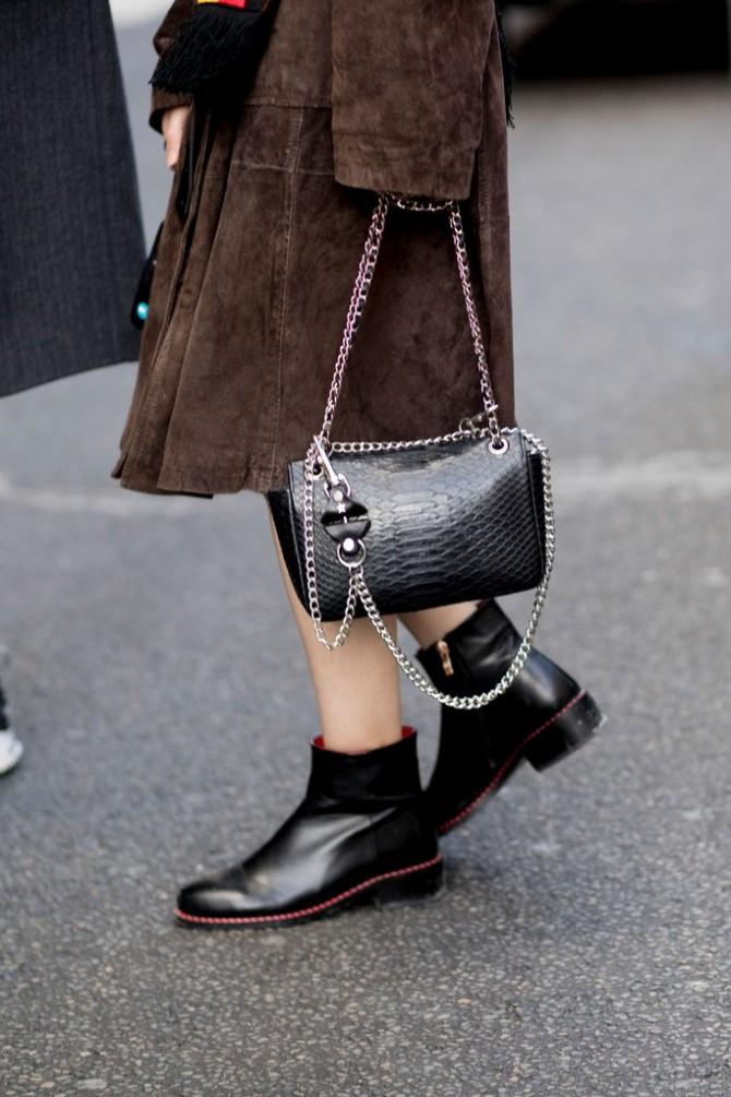 pfw 2 2 Street style aksesoari sa Pariske nedelje mode postavljaju standarde