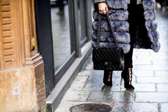 pfw 6 Street style aksesoari sa Pariske nedelje mode postavljaju standarde