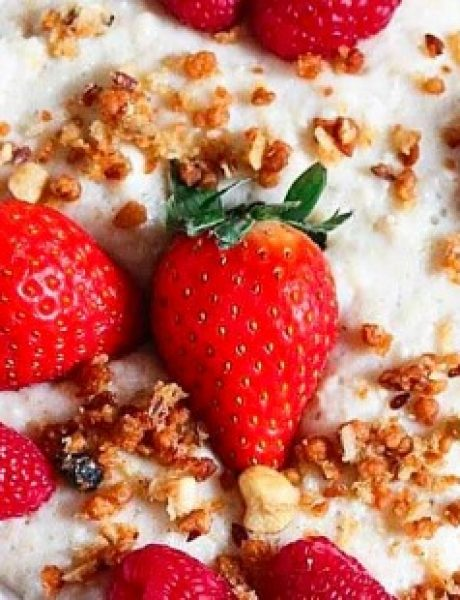Zdrav doručak za aktivan dan pun dobre energije (VIDEO)