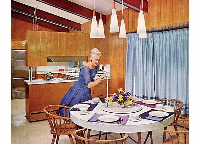 6 Najbolje i najgore dekoracije doma kroz decenije