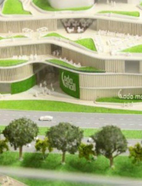 """Ada Mall i poslovni kompleks Green Heart predstavljeni na izložbi """"Dani arhitekture – Beograd budućnosti"""""""