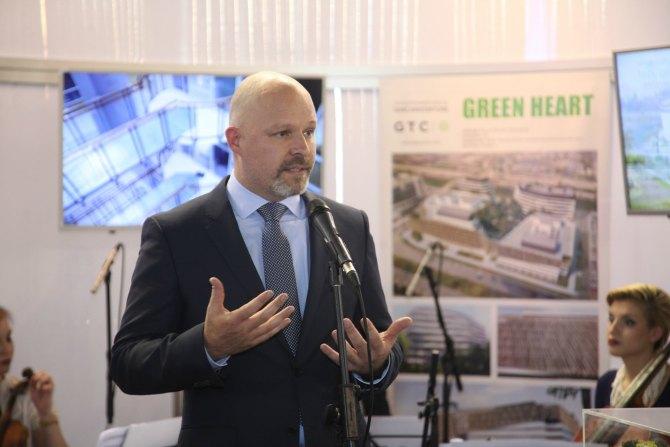 Arn Vilems Ada Mall i poslovni kompleks Green Heart predstavljeni na izložbi Dani arhitekture – Beograd budućnosti