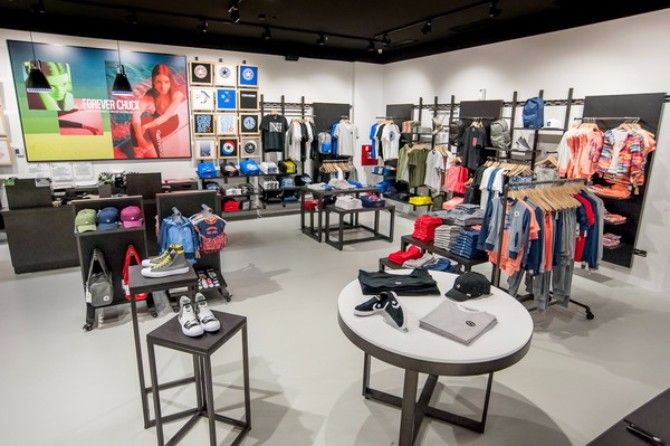 Converse 2 Ljubitelji lifestyle mode, pravac u Big Fashion Shopping Centar!