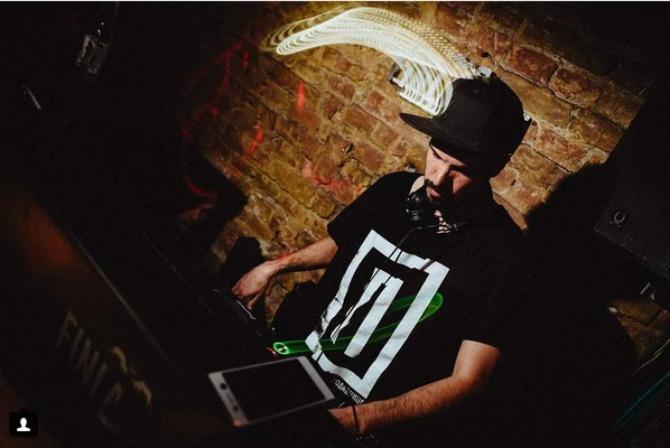 Danijel Čehranov fotograf Deni Raicevic Groznica plesnih hitova koji asociraju na Njujork u centru Beograda